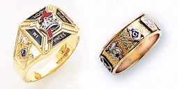 York Rite Rings